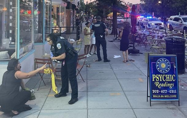 У центрі Вашингтона сталася стрілянина, двоє поранених