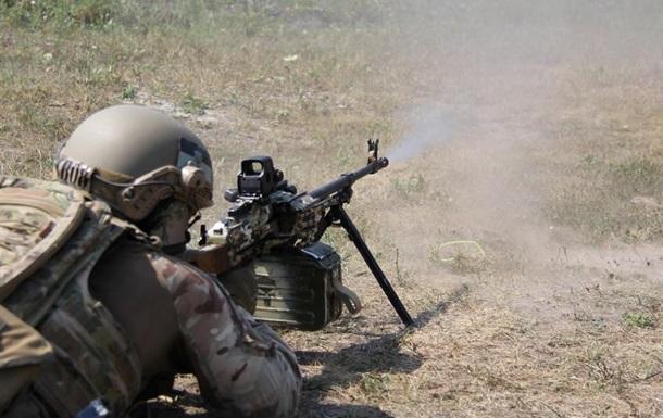 Сутки в зоне ООС: три обстрела, потерь нет