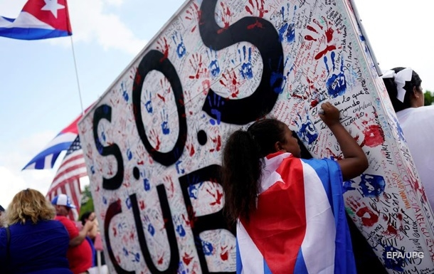 Министр обороны Кубы попал под санкции США
