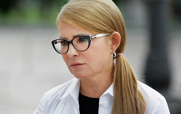 Тимошенко назвала Зеленского  талантливым человеком