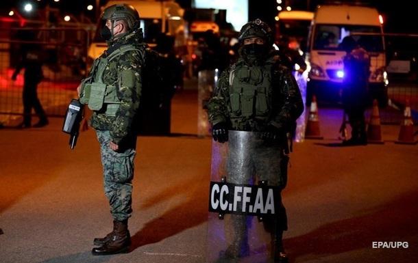 У в язницях Еквадору під час заворушень загинули понад 20 осіб