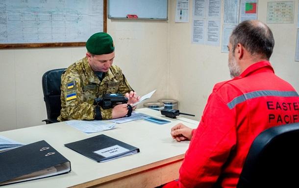 В Україну не пустили 12 моряків з Росії