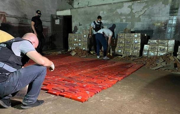 Задержаны наркоторговцы с 386 кг героина