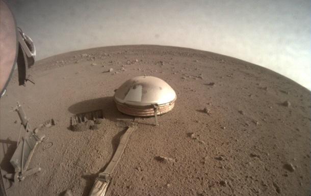 Ученые впервые  заглянули  в глубокие недра Марса