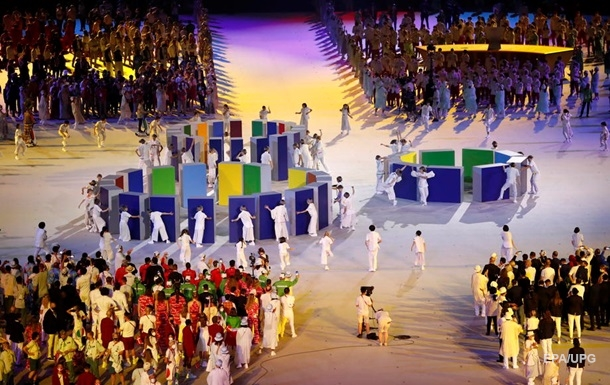 В Токио началась Олимпиада. Фоторепортаж