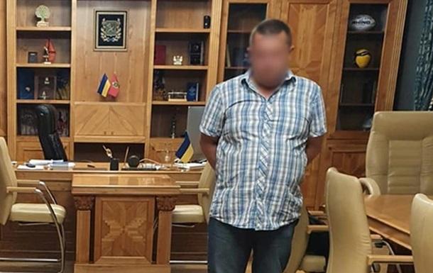 Заступнику голови Харківської облради повідомили про підозру