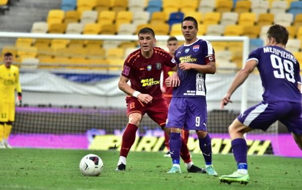 Львов и Мариуполь расписали ничью в матче-открытии нового сезона УПЛ