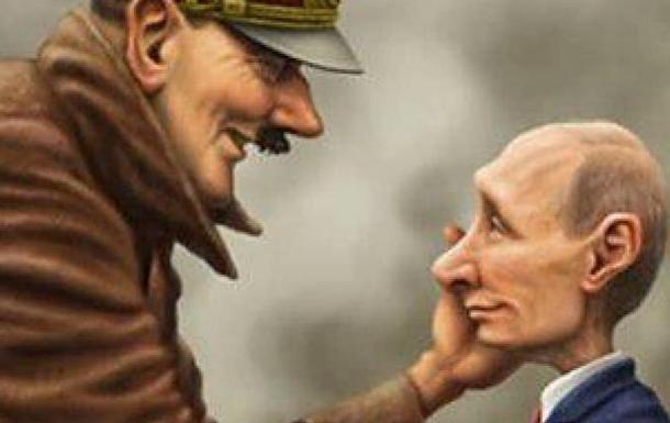 Зустрічаються якось «русcкий» та українець або хто ж тоді нацист?