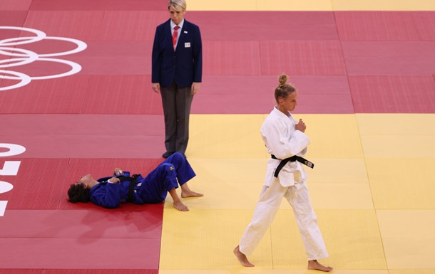 Белодед принесла Украине первую медаль Олимпиады в Токио