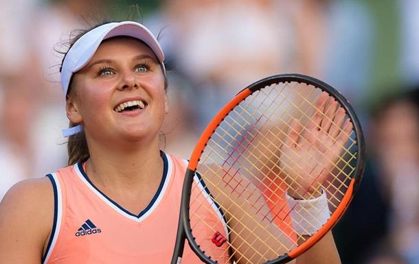 Козлова вышла в полуфинал престижного турнира в Польше