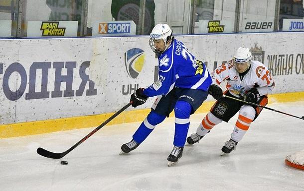 Украинский хоккеист выбран на драфте НХЛ