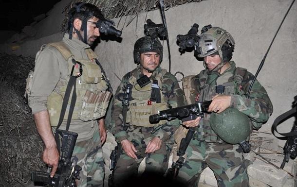 В Афганістані за добу ліквідували 175 бойовиків  Талібану