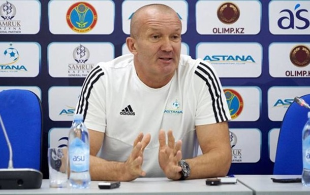 Григорчук намерен возобновить тренерскую карьеру в Украине