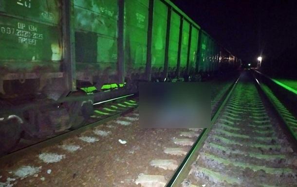 В Полтавской области поезд сбил насмерть пенсионера