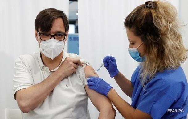 В МОЗ объяснили, будут ли вводить третью прививку от COVID-19
