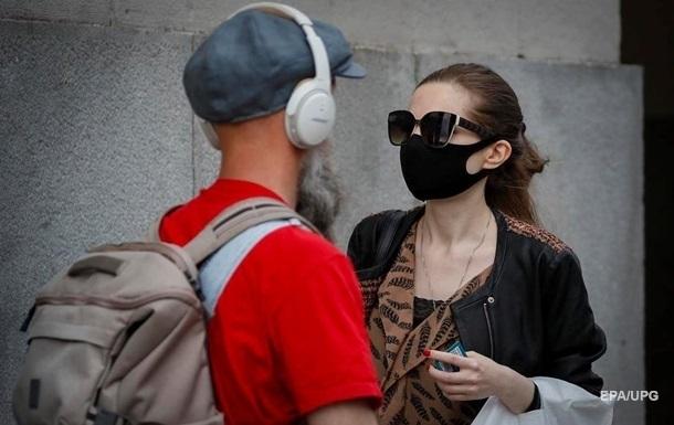 В Украине продолжает сокращаться прирост COVID