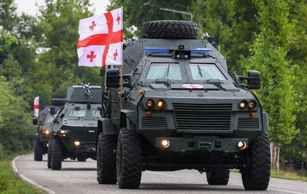 У Грузії розпочалися навчання за участю українських військових