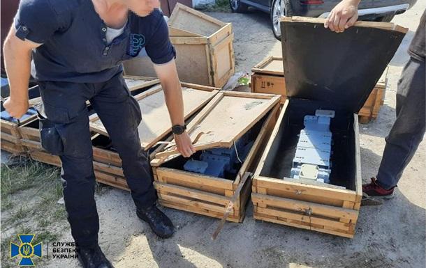 З України намагалися нелегально вивезти комплектувальні до ЗРК