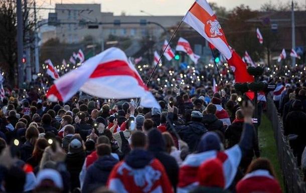 В Беларуси бело-красно-белый флаг намерены признать экстремистским