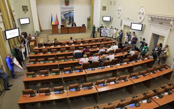 Мэр Запорожья обратился к Раде из-за блокировки горсовета