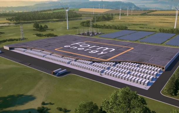 В США создают новую сетевую батарею, которая заменит литий