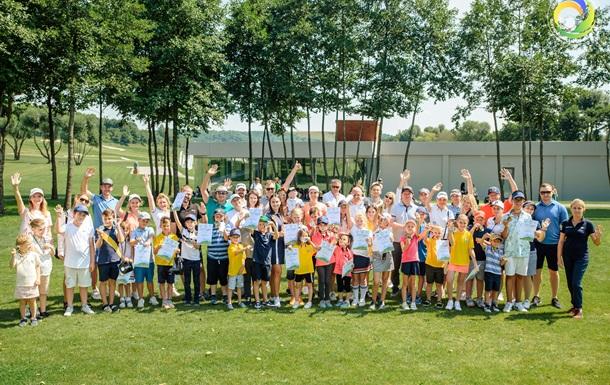 Великий гольф-турнір вперше провели у Львівській області