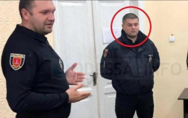Патрульный в Одессе совершил самоубийство - СМИ