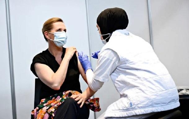 В Дании вакцинировали от COVID-19 более 50% граждан
