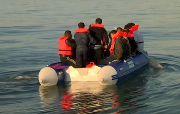 Біля берегів Франції врятували 80 мігрантів