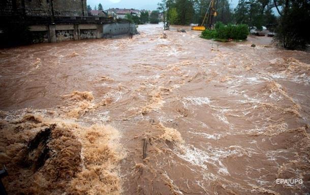 Наводнение в Коста-Рике унесло две жизни