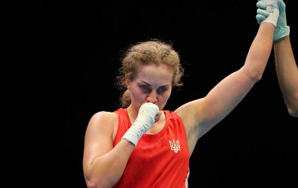 Впервые в истории украинская боксерша одержала победу на Олимпиаде