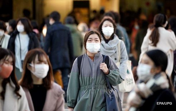 У Токіо антирекорд за захворюваністю на COVID-19