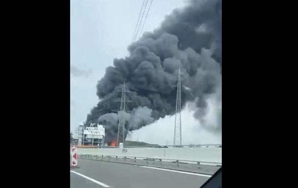 У Німеччині прогримів вибух на хімзаводі
