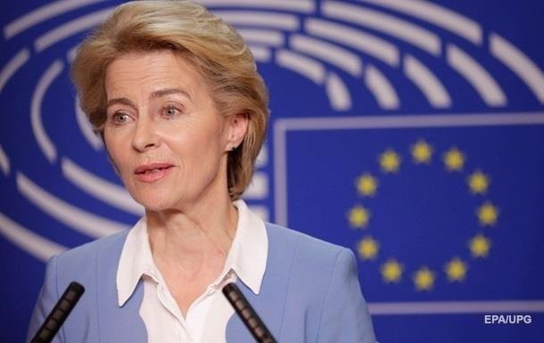 ЄС досяг важливої мети з COVID-вакцинації - глава Єврокомісії