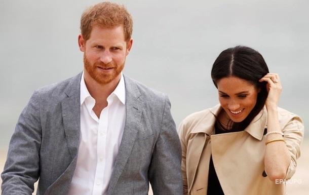 Доньку принца Гаррі внесли в чергу на британський престол