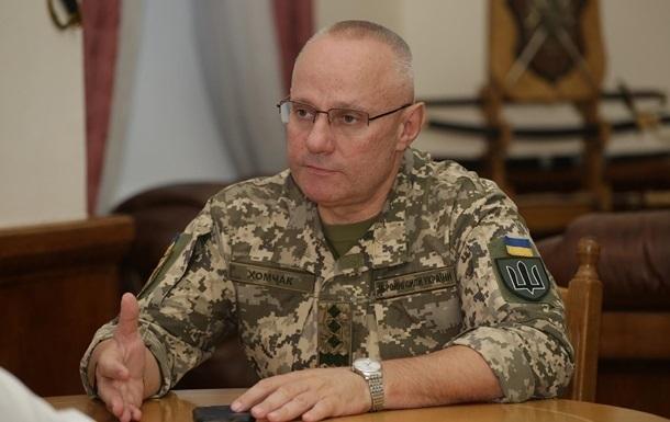 Зеленский решил сменить главу Генштаба ВСУ