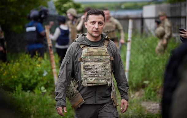 Зеленський закликав активізувати роботу в ЗСУ
