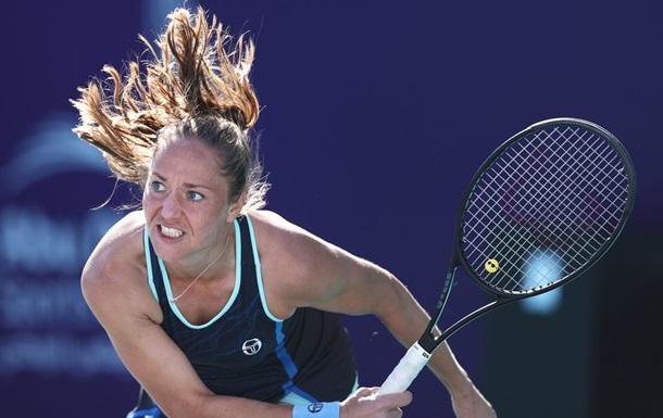 Бондаренко розгромила суперницю на старті турніру в Чарльстоні