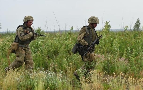 На Донбасі з початку доби три обстріли