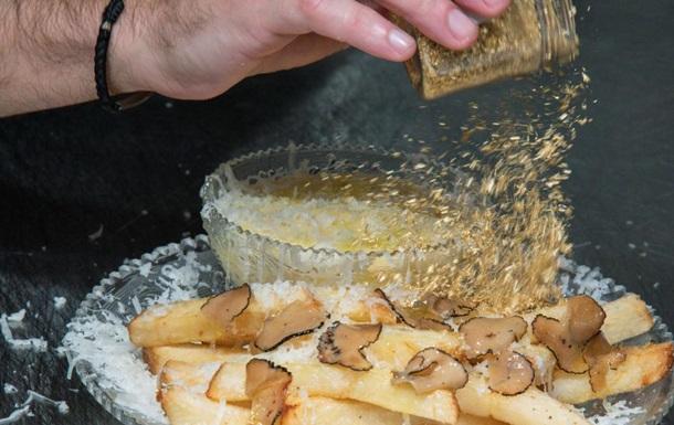 В США приготовили самую дорогую картошку-фри