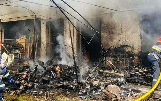 Авіакастрофа на Прикарпатті: загинули інструктор і троє громадян США