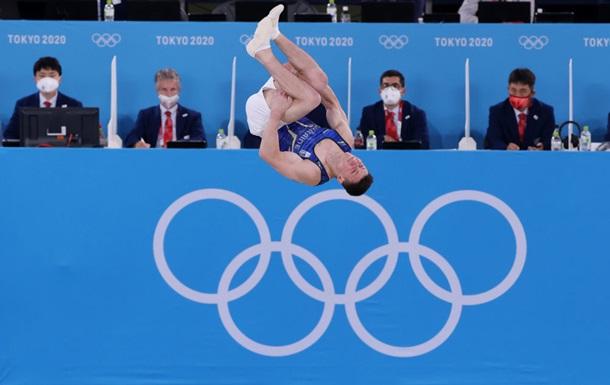 Ковтун остановился в шаге от топ-10 в личном многоборье в гимнастике
