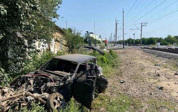 В Крыму пассажирский поезд протаранил автомобиль - «ДТП»