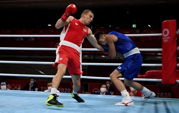 Хижняк разбил японского боксера в стартовом бою на Олимпиаде