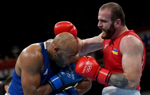 Рогава не задержался на Олимпиаде, проиграв британцу Кларку