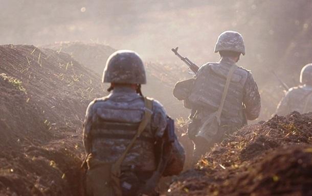 Азербайджан звинуватив Вірменію у порушенні перемир`я