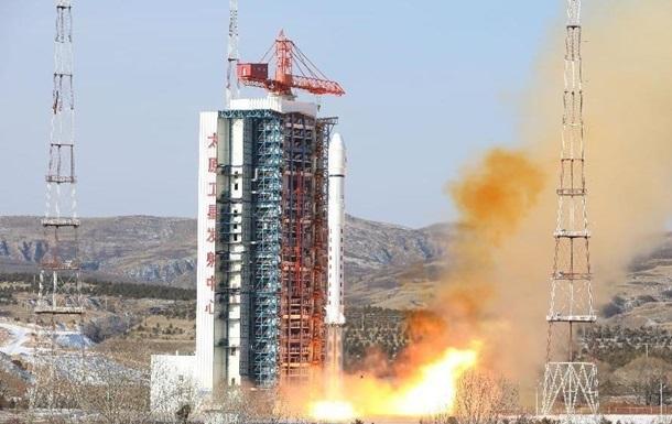 Китай вывел на орбиту научный спутник