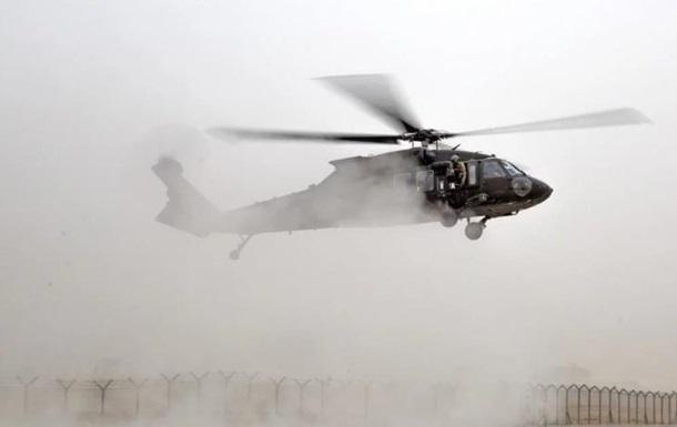 В Ираке разбился вертолет, погибли пять человек