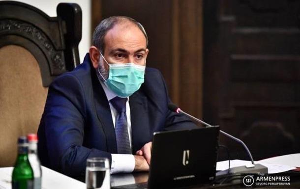 Пашинян заговорив про російських прикордонників на кордоні з Азербайджаном
