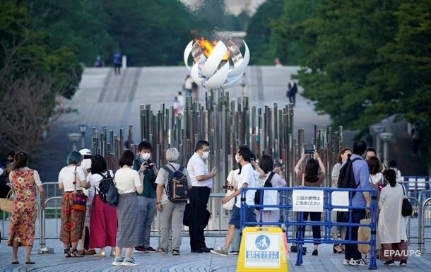 В Японії рекордний приріст COVID на тлі Олімпіади